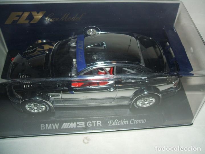 BMW M3 GTR DE FLY REF.-88040 (Juguetes - Slot Cars - Fly)