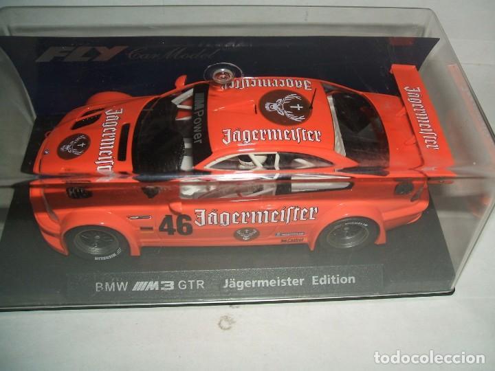 BMW M3 GTR DE FLY REF.-88062 (Juguetes - Slot Cars - Fly)