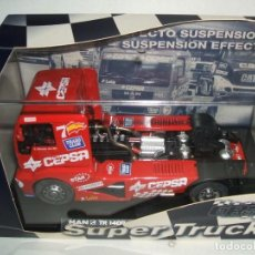 Slot Cars: CAMION MAN DE FLY REF.-08011. Lote 151237426
