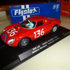 Slot Cars: FLY SLOT. FERRARI 250 LM. TARGA FLORIO 1965.. Lote 151459746