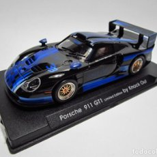 Slot Cars: PORSCHE GT1 EVO KNOCK OUT FLY NUEVO. Lote 153149446