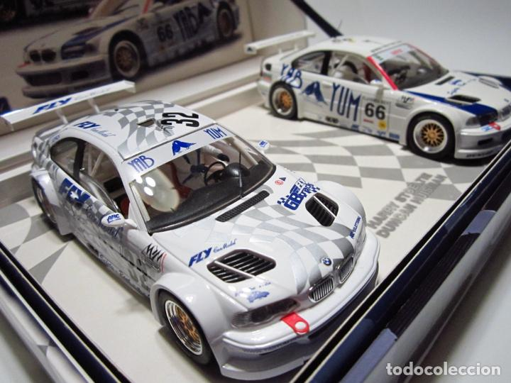 BMW M3 GTR FLY NUEVOS (Juguetes - Slot Cars - Fly)