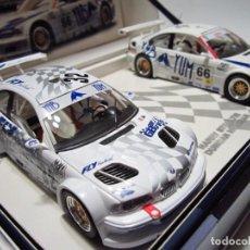 Slot Cars: BMW M3 GTR FLY NUEVOS. Lote 153153110