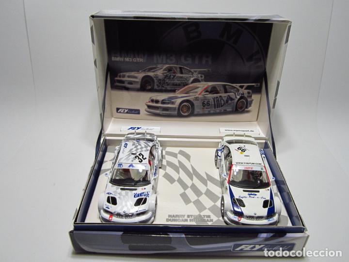 Slot Cars: BMW M3 GTR FLY NUEVOS - Foto 2 - 153153110