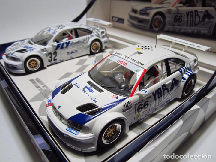 Slot Cars: BMW M3 GTR FLY NUEVOS - Foto 3 - 153153110