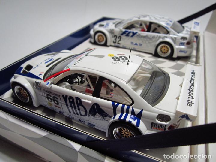 Slot Cars: BMW M3 GTR FLY NUEVOS - Foto 5 - 153153110
