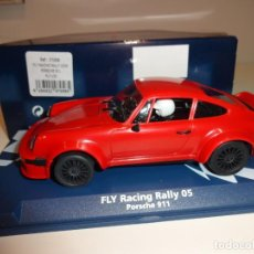Slot Cars: FLY. PORSCHE 911 RACING RALLY 2005. REF. FLY-133. Lote 155671278