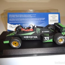 Slot Cars: FLY SLOT. WILLIAMS FW8C. MONSTER EDTITION. REF. 040305. Lote 156558102