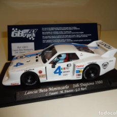 Slot Cars: FLY. LANCIA BETA MONTECARLO. 24H DAYTONA 1980. REF. GB-31. Lote 156558274