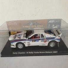 Slot Cars: FLY RALLY COSTA BRAVA HISTORIC LANCIA 037. Lote 181341978