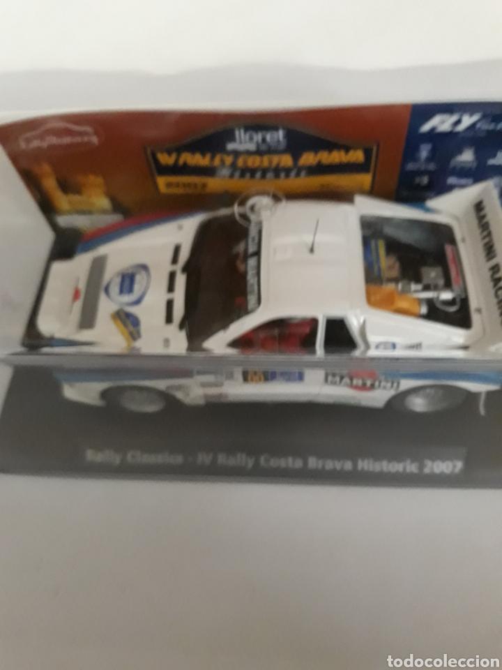 Slot Cars: FLY RALLY COSTA BRAVA HISTORIC LANCIA 037 - Foto 2 - 181341978