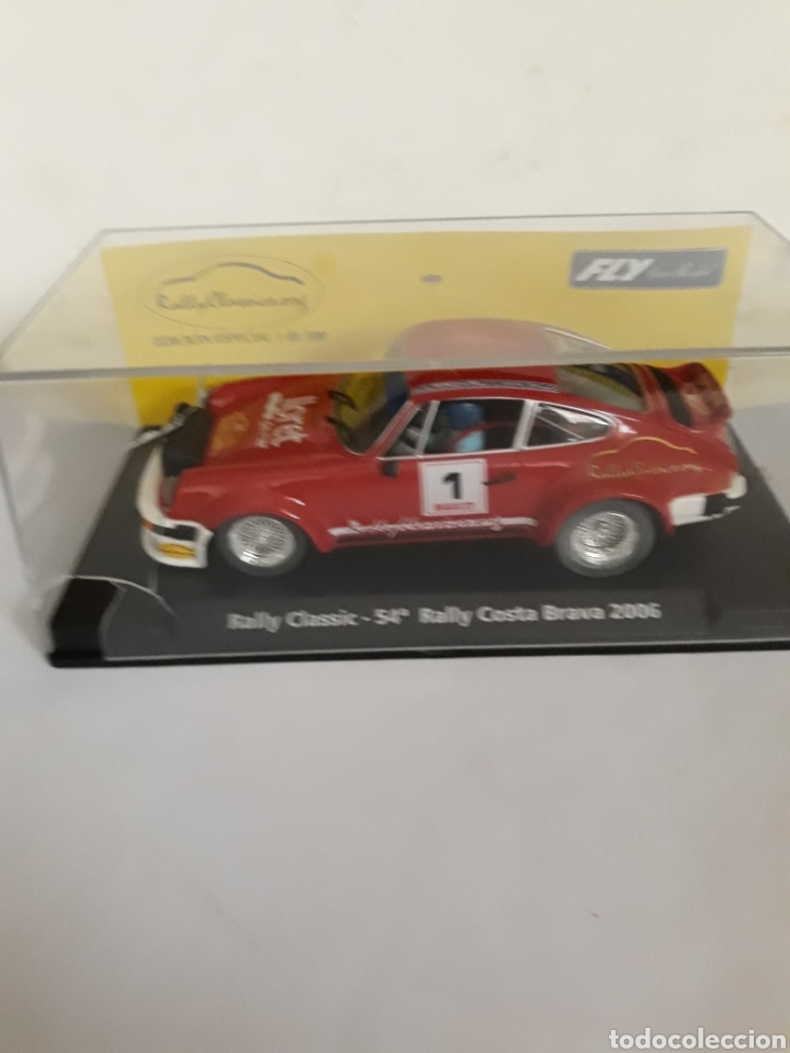 FLY RALLY COSTA BRAVA 2006 PORSCHE (Juguetes - Slot Cars - Fly)