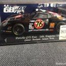 Slot Cars: FLY GB TRACK PORSCHE GT1 EVO 24H DAYTONA 2001. Lote 160634698