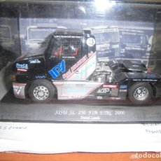 Slot Cars: CAMION SISU DE FLY TRUCK 1, COMPATIBLE SCALEXTRIC. Lote 160857922