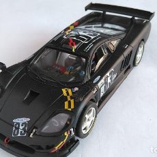Slot Cars: FLY CAR MODEL SALEEN S7R, VÁLIDO SCALEXTRIC. Lote 162441598