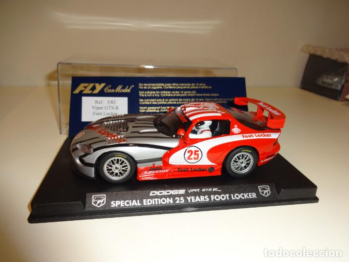FLY  Viper GTS R  Ed Lta  Foot Locker  Ref  E-82