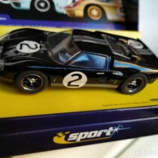Slot Cars: FORD GT MKII. Lote 163953534