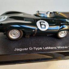 Slot Cars: JAGUAR D TYPE. Lote 163954354