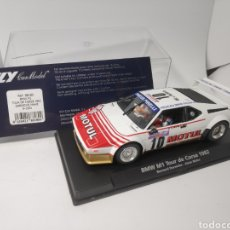 Slot Cars: FLY BMW M1 TOUR DE CORSE 1982 REF. 88180. Lote 195884732