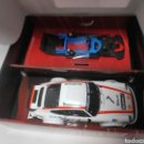 Slot Cars: FLY RACING PORSCHE 934 VAILLANT REF. 88313. Lote 164849644