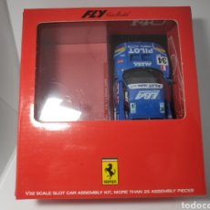 Slot Cars: FLY FERRARI F40 24H. LE MANS 1995 REF. 88284. Lote 164849797