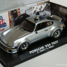 Slot Cars: PORSCHE 934 CARLOS SAINZ SLOTWINGS/SCALEXTRIC NUEVO EN CAJA. Lote 165854598