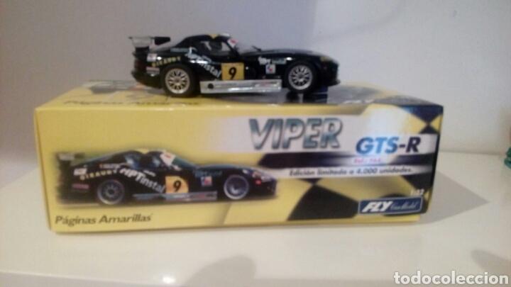 VIPER GTS-R. FLY CARS MODEL EDICION LIMITADA (Juguetes - Slot Cars - Fly)