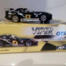 Slot Cars: VIPER GTS-R. FLY CARS MODEL EDICION LIMITADA. Lote 167617854