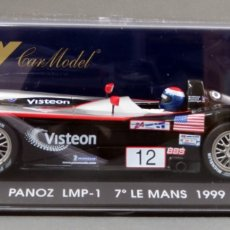 Slot Cars: PANOZ LPM 1 FLY 7º LE MANS 1999 NUEVO CAJA REF A 91 SIN USO. Lote 167945476