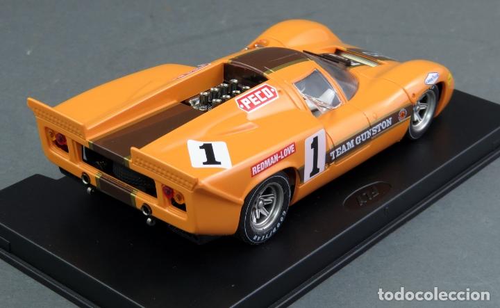 Lola T70 Mk3b Fly 9 H Kyalami 1970 Team Guston