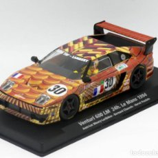 Slot Cars: VENTURI 600 LM (FLY CAR MODEL). Lote 168274768