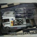 Slot Cars: CAMION MERCEDES - BENZ ATEGO DE FLY REF.-08006. Lote 168684236