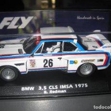 Slot Cars: BMW 3,5 CSL Nº 26 DE FLY. Lote 168711544