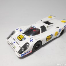 Slot Cars: FLY PORSCHE 917 N°28. Lote 168852976