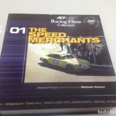 Slot Cars: SLOT,FLY 99022, PORSCHE 911 S Nº23, TARGA FLORIO 1972, 01 RACING FILMS COLLECTION, DVD THE SPEED. Lote 170003704
