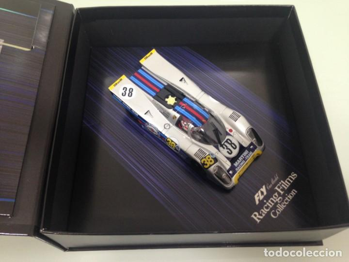Slot Cars: SLOT,FLY 99036, PORSCHE 917K Nº38,MARTINI, BUENOS AIRES 1971,03 RACING FILMS COLLECTION, - Foto 2 - 170006244