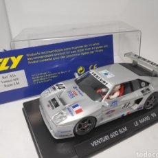 Slot Cars: FLY VENTURI 600 SUPER LM REF. A16. Lote 170562408