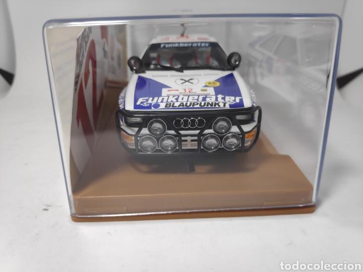 Slot Cars: FLY AUDI QUATTRO A2 RALLY SAFARI 1984 REF. 96097 - Foto 2 - 170707393