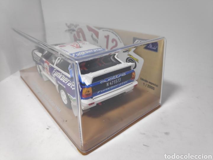 Slot Cars: FLY AUDI QUATTRO A2 RALLY SAFARI 1984 REF. 96097 - Foto 3 - 170707393
