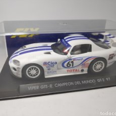 Slot Cars: FLY VIPER CAMPEON 97 REF. A5. Lote 171096038