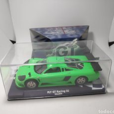 Slot Cars: FLY SALEEN RACING VERDE FLY 05 REF. 07024. Lote 171167664