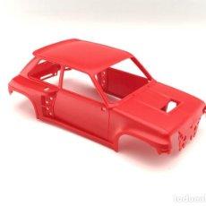 Slot Cars: CARROCERÍA RENAULT 5 TURBO - FLY SLOT - PRUEBA DE MOLDE - ROJO (4). Lote 171415283