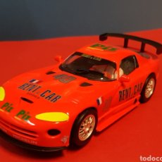 Slot Cars: DODGE VIPER GTS-R FLY. Lote 171597894