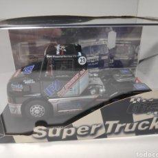 Slot Cars: FLY TRUCK 1 SISU SL 250 FIA ETRC 2000. Lote 171633218