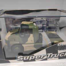 Slot Cars: FLY SISU SL 250 EDICIÓN ESPECIAL FUERZAS ARMADAS ETRUCK-2 REF. 96072. Lote 172182672