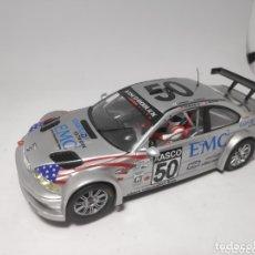 Slot Cars: FLY BMW M3 GTR 24H. DAYTONA 2002. Lote 172199187