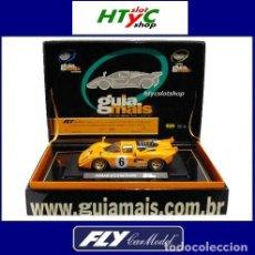 Slot Cars: FLY FERRARI 512 S BERLINETTA EDICIÓN NUMERADA DE 400 UNIDADES GUIA MAIS - FLY T6. Lote 40699325