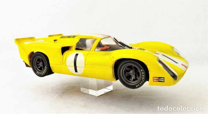 Slot Cars: Fly Car Models Lola T70 MK3 - Foto 4 - 173741788