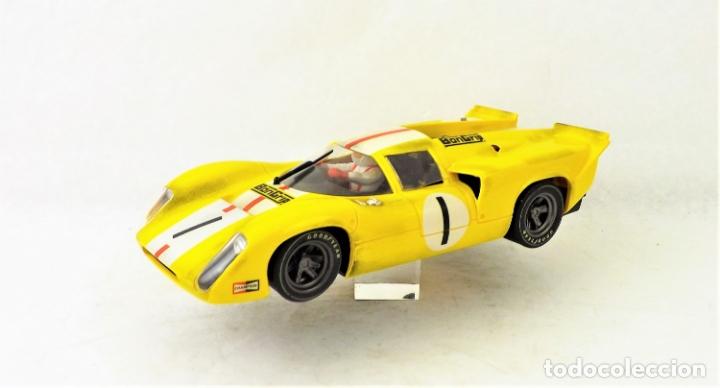 FLY CAR MODELS LOLA T70 MK3 (Juguetes - Slot Cars - Fly)