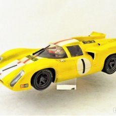 Slot Cars: FLY CAR MODEL LOLA T70 MK3. Lote 173741788